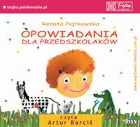 Audiobook Opowiadania dla przedszkolaków płyta CD