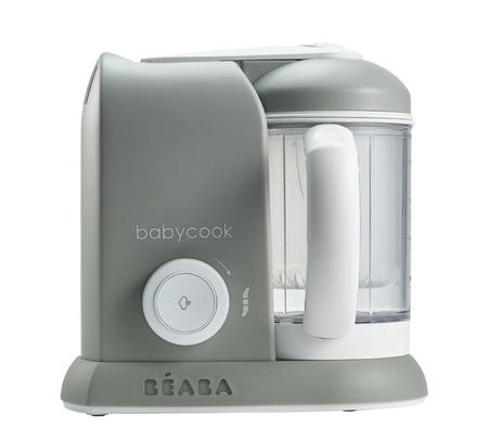 Babycook Solo Grey Beaba