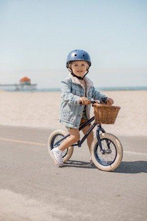 Banwood kask dziecięcy rowerowy bonton cream
