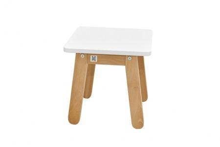 Bellamy Krzesełko Woody PURE  białe