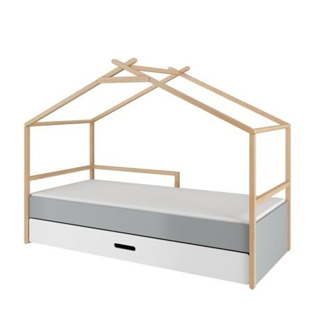 Bellamy TeePee łóżko 90x200 z szufladą
