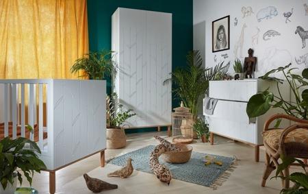 Bellamy Totem Botanic Szafa 2-drzwiowa