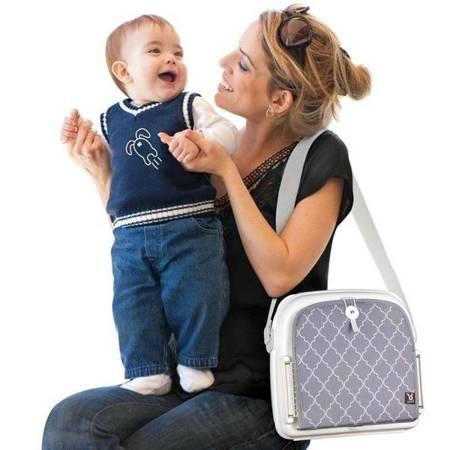 Benbat Walizeczka i krzesełko 2w1 YummiGo Stone Arbor