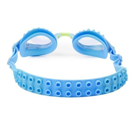 Bling2o Okulary do pływania Ośmiornica niebieskie