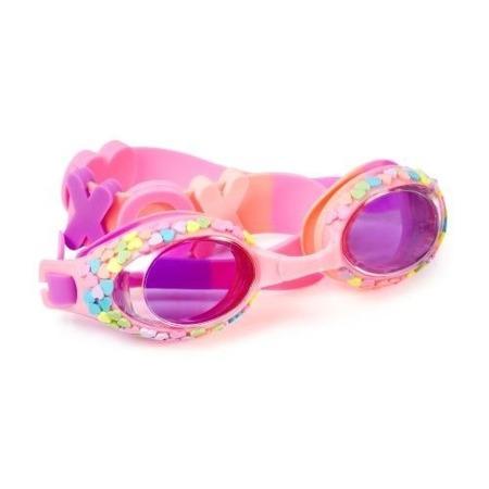 Bling2o Okulary do pływania pastelowe serduszka