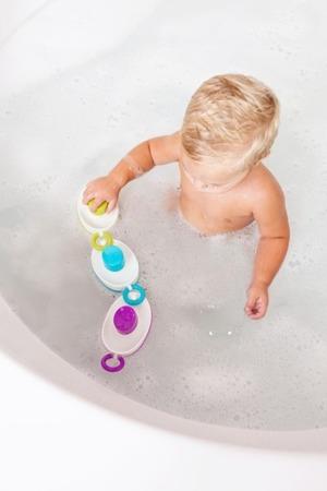 Boon Zabawka do kąpieli Muzyczne Łódki
