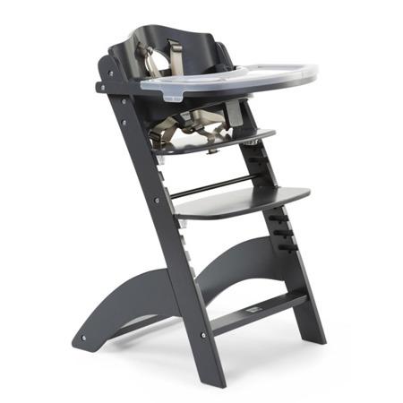 Childhome Krzesełko do karmienia Lambda 3 antracyt