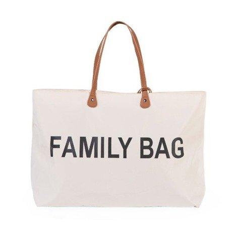 Childhome Torebka Family Bag kremowa