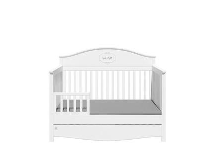 Dodatkowa barierka do łóżeczka GOOD NIGHT SNOW