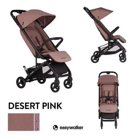 Easywalker Miley Wózek spacerowy Desert Pink
