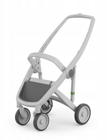Greentom Classic Wózek spacerowy EKO szaro-sage