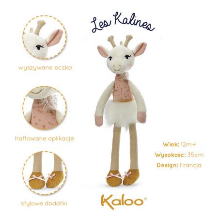 Kaloo Les Kalines Żyrafa Zarafa 35cm w pudełku