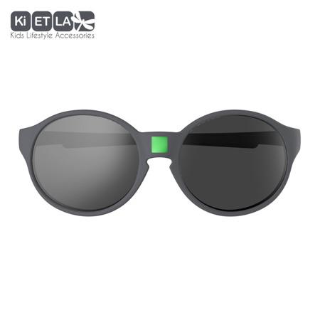 KiETLA Jokakid's Okulary przeciwsłoneczne dla dzieci 4-6 lat Grey