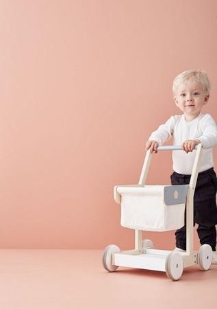 Kids Concept Bistro Wózek sklepowy