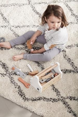 Kids Concept, Skrzynka na narzędzia Natural