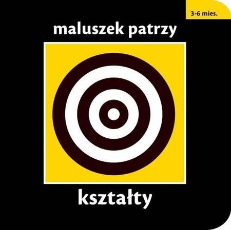 Książka Maluszek patrzy - Kształty