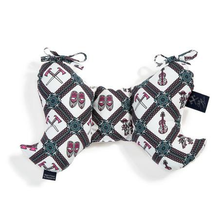 La Millou Velvet Collection by Karpiel-Bułecka Angel's Wings Mosaic Amarant rafaello