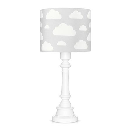Lampa dla dzieci Chmurki Grey