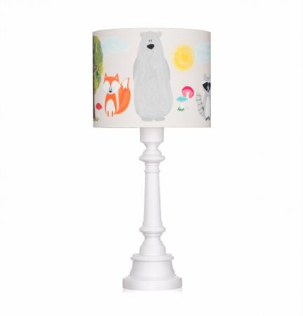 Lampka dla dzieci Przyjaciele z Lasu
