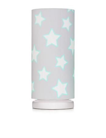 Lampka nocna dla dzieci Grey Stars