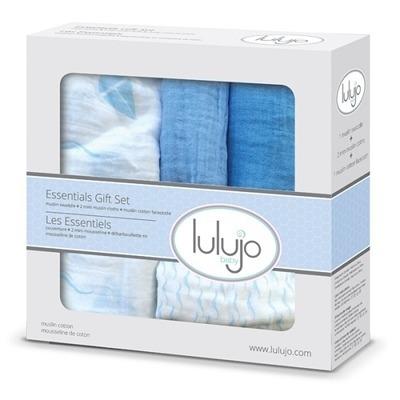 Lulujo, zesaw prezentowy żaglówki