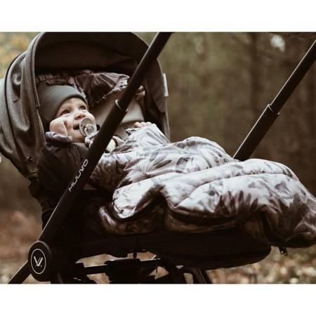Makaszka Śpiworek do wózka 12-36 miesięcy Woodland