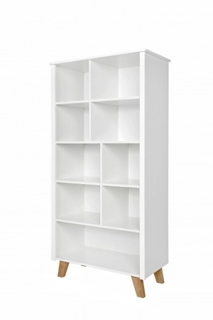 Novelies Zara, Regał z szufladą biały