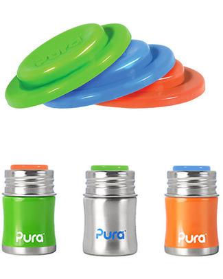 PURA KIKI Silikonowe dyski wymienne do butelek Pura Kiki, 3 szt.