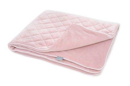 Sleepee Kocyk Welurowy Royal Baby Pink