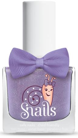 Snails Lakier do paznokci dla dzieci Purple Comet