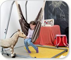 Stojak na huśtawki Luna do Kangoo, Koala, Brasil, Kids Swinger, Amazonas