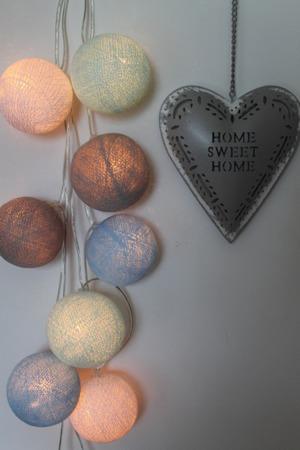 Świecące kule COTTON BALLS  2B Cute, 50 sztuk
