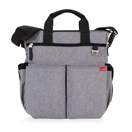 Torba Duo Signature Heather Grey, Skip Hop