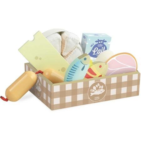 Vilac, Produkty spożywcze do zabawy w sklep i gotowanie