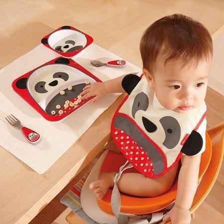 Zestaw jedzeniowy Zoo Panda, Skip Hop